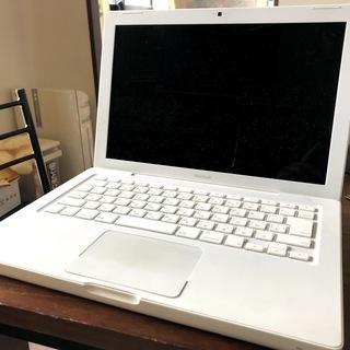 【激安ジャンク】Macbook HDD・メモリなし
