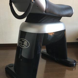 【乗馬マシン】乗馬フォットネス器具 座・む~馬HM-700 ダイエット