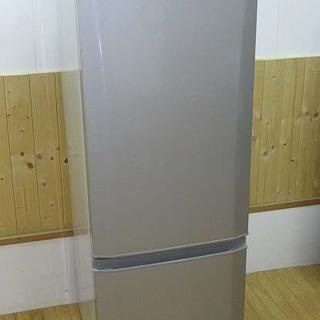rr0889 三菱 冷凍冷蔵庫 MR-P17Z-S 168L シ...