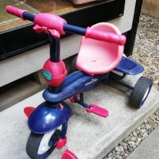 スマートライク 三輪車