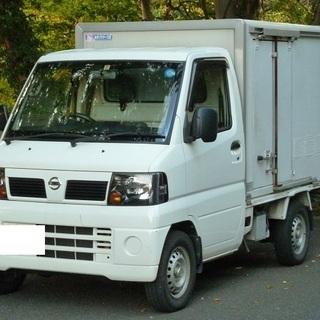 H22 クリッパートラック 350キロ積み -5℃冷凍車 左サイ...