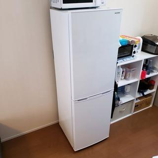 大容量162L冷蔵庫(使用期間3ヶ月の美品) 製氷機を無料プレゼ...