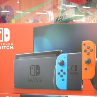 新品未開封 Nintendo Switch 本体