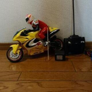 バイクのラジコン
