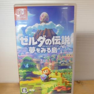 Nintendo Switchソフト ゼルダの伝説 夢をみる島