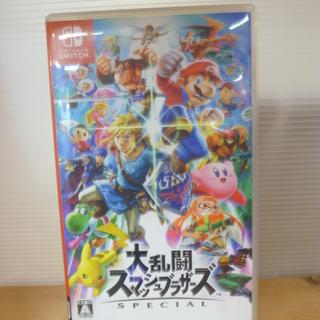Nintendo Switchソフト 大乱闘スマッシュブラザーズ...