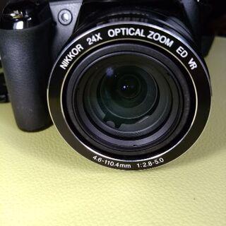 Nikon COOLPIXカメラ