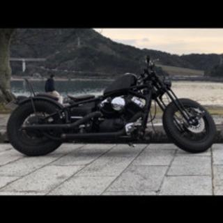 ドラッグスター 400cc カスタム