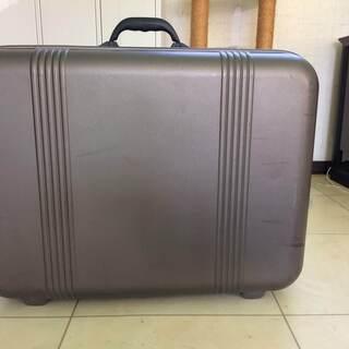 中古サムソナイトSamsonite大きめスーツケース