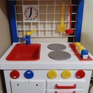 お取引中 ポーネルンド おもちゃ キッチン