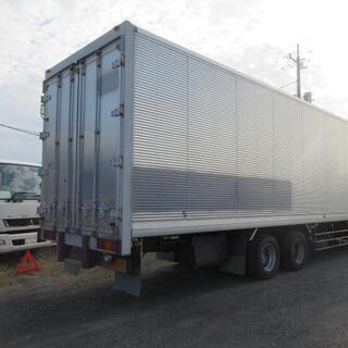 物置 倉庫 バン アルミバン ボデー 10t 大型 箱 コンテナ トラックコンテナ ガレージ(No. 25902) - 車のパーツ