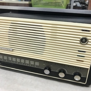 ヴィンテージなラジオ2・ナショナル製