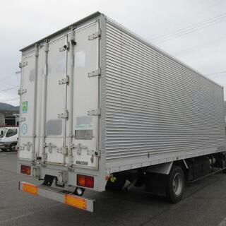 物置 倉庫 バン アルミバン ボデー 4t箱 コンテナ トラックコンテナ ガレージ(No. 26698) - 車のパーツ