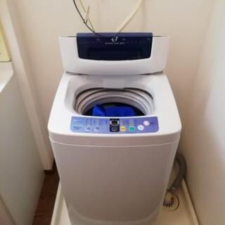 商談中Haier洗濯機4.2㎏