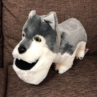【タグ付】シャクレルオオカミ
