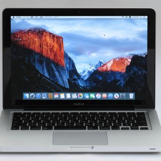 MacBook 13インチ 初期化整備済み SSD128GB換装...