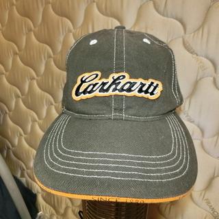 carhartt/カーハートキャップ・カラー(ウォッシュグレー)...