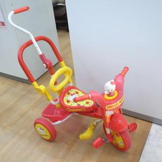 キティちゃん 三輪車【モノ市場知立店】125