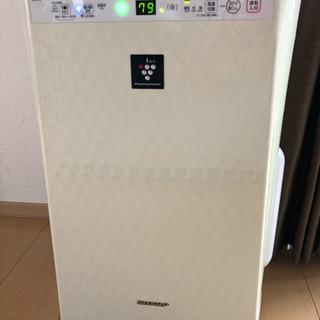 2015年製 プラズマクラスター 加湿空気清浄機 ②