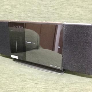 【Panasonic】スピーカー SC-HC40 リモコン 外箱付き