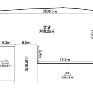 ★貸土地★  泉佐野市下瓦屋 150坪  #資材置き場 #トラッ...