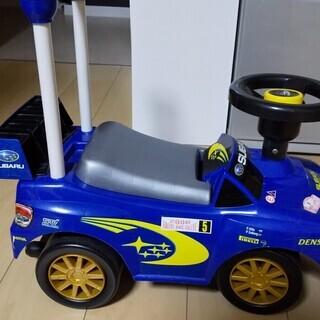 小児用おもちゃ 乗用自動車 スバルインプレッサ