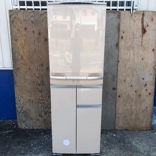 【配送無料】ファミリー向け 365L 冷蔵庫 SHARP SJ-...