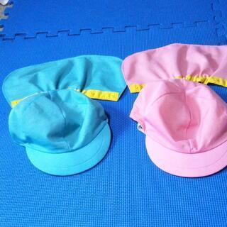 保育園 帽子