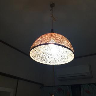 アジアンテイスト 天井照明