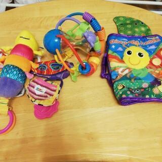 赤ちゃんの知育玩具セット