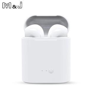 M&J i7s ワイヤレスイヤホン Bluetoothイヤホン