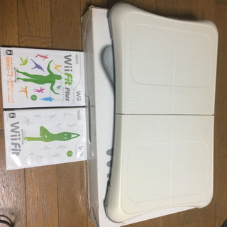 wii fit ソフト ボード2台