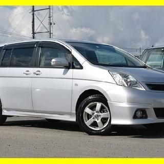 ANM15 トヨタ アイシス 切替式4WD 車検満タン2年付き ...