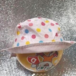 美品 Hot Biscuit リバーシブル 帽子