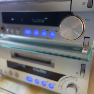 【SONY】HCD-SD1&MDS-SD1【CDレシーバー&MD...