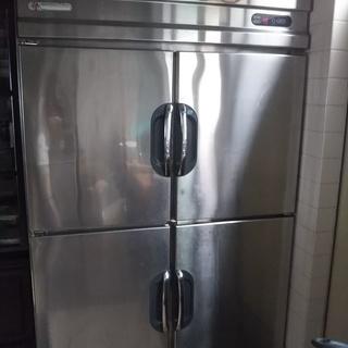 業務用大型冷凍冷蔵庫 差し上げます