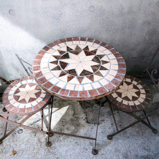ガーデン用テーブル&イス