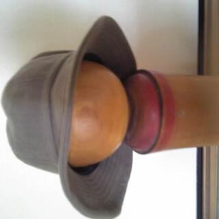 冬用帽子2