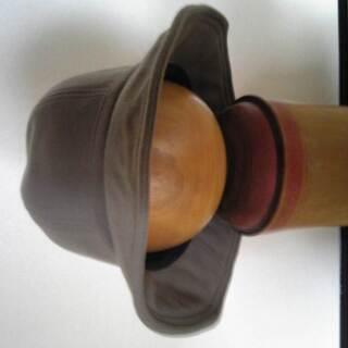 冬用帽子3