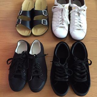 メンズ靴 4足まとめ売り