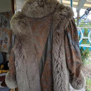 毛皮のコート - 富士市