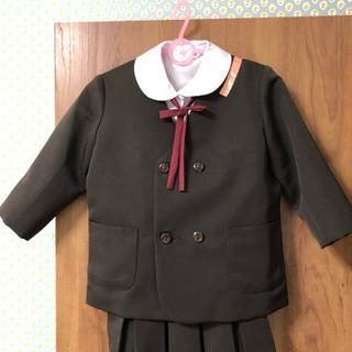 白鳩幼稚園 制服 帽子 かばんセット