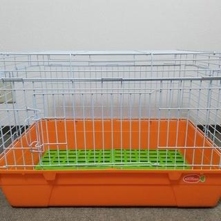 うさぎ・モルモット用飼育ケージ(ミニアニマン・ウサギのキャ…