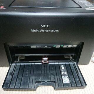 NEC マルチライター5600C 2016年製