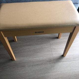 ヤマハ電子ピアノの椅子