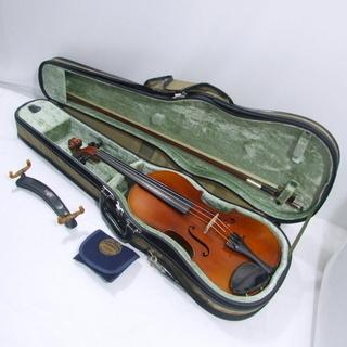 メンテ済み ドイツ製 バイオリン 虎杢 フランツ ザンドナー  FRANZ SANDNER 4/4 ケース アジャスター内蔵テールピース 手渡し 全国発送対応 中古バイオリン 愛知県清須市より - 売ります・あげます