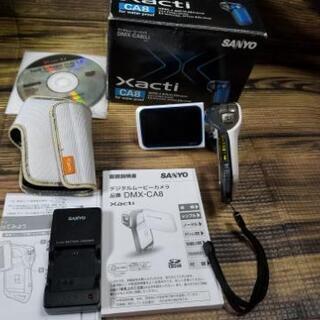 SANYO デジタルムービーカメラ Xacti 一式