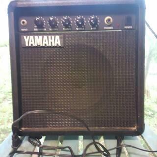 ギターアンププラススピーカーセット YAMAHA HY-10GI...