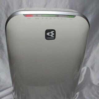 ダイキン うるおい光クリエール 空気清浄機 MCK55L-W ...