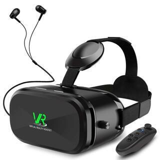 SAMONIC 3D VRゴーグル 「イヤホン、Bluetoot...